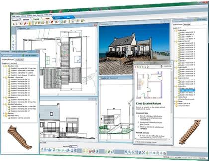 Caracteristiques logiciel architecture
