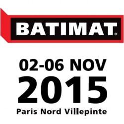 Logo Batimat 2015