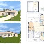 Maison individuelle en Charente