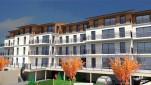 Façade principale sur un ensemble de 38 logements collectifs