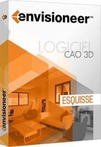 boite DVD Envisioneer Esquisse