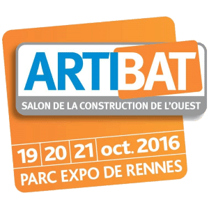 Artibat le salon bâtiment du 19 au 21 octobre