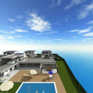 Panorama 360 : Lotissement vue 2