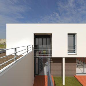 Panorama 360 : Maison moderne